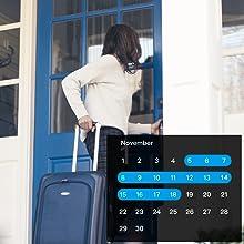 keyless entry door lock smart lock