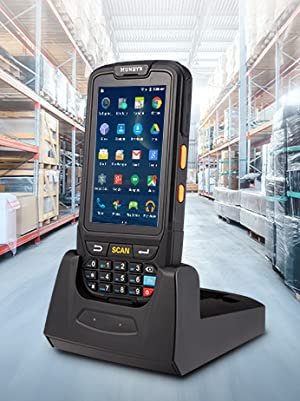 handheld barcode scanner android munbyn warehouse scanner mobile computer