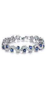 Women Tennis Bracelets