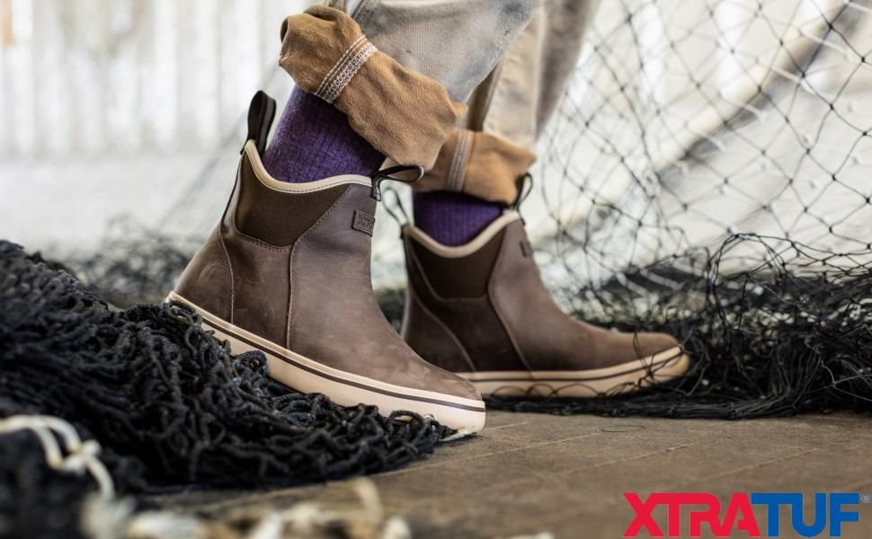 Amazon.com: Xtratuf XAL-901 Deck Boot