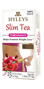 Amazon Com Hyleys Sleep Chamomile Tea 25 Tea Bags With A Tea