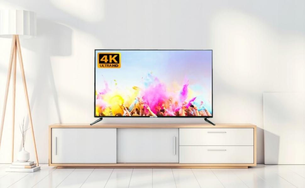 tv united television 43 inch HD 4K 2021 united model new item