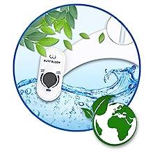 Butt Buddy Duo Bidet Toilet Attachment - Fresh Water Sprayer - In My Bathroom - IMB - Save Earth