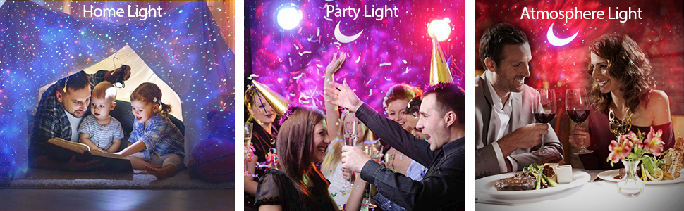 Party Light&Atmosphere Light