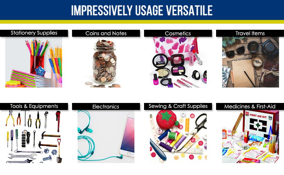 Tool bags are suitable for designer, builders, engineer, craftsmen, interior, garden designer