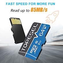 64gb flash memory card