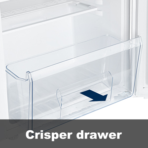 Compact Refrigerator with freezer
