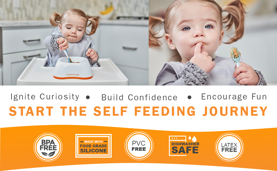 ignite curiosity build confidence encourage fun start the self feeding journey bpa free