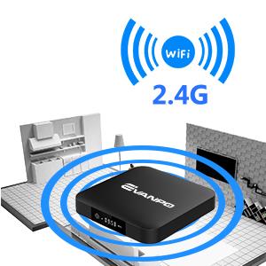 2.4G WIFI