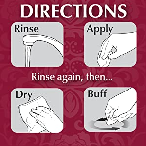 Directions on how to use