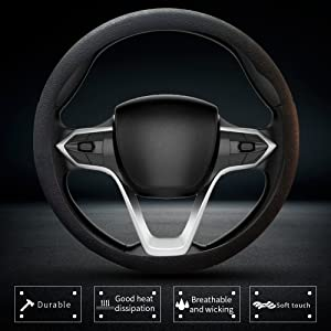 Universal Silicone Car Steering Wheel