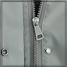 Pantete Womens Long Trench Coats Fleece Lined Jacket Parka Winter Coat With Faux Fur Hood