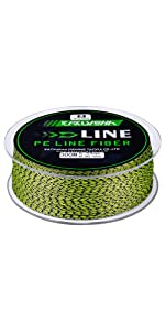 300m 8 stands fishing line