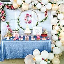 wedding tablecloth
