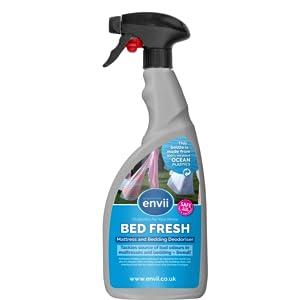 Envii Bed Fresh – Elimina Malos Olores y Manchas del Colchón ...