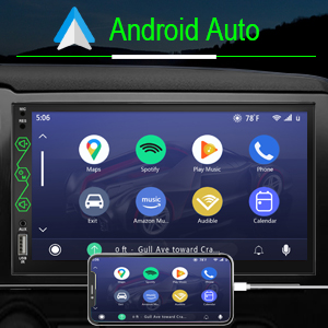 car stereo android auto