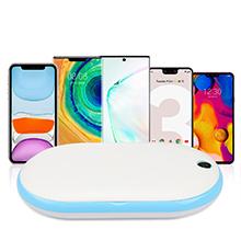 Wei/ß OYEFLY UV Sterilisator Desinfektion Box Handy Smartphone UV Licht Sanitizer Desinfektionsger/ät mit Aromatherapie f/ür Makeup,Telefon Zahnb/ürste,Babyflasche und Daliy Zubeh/ör