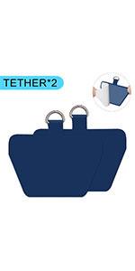 Phone Tether Tab