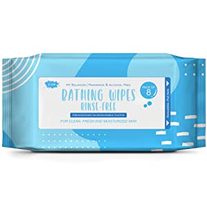 Bathing Wipes