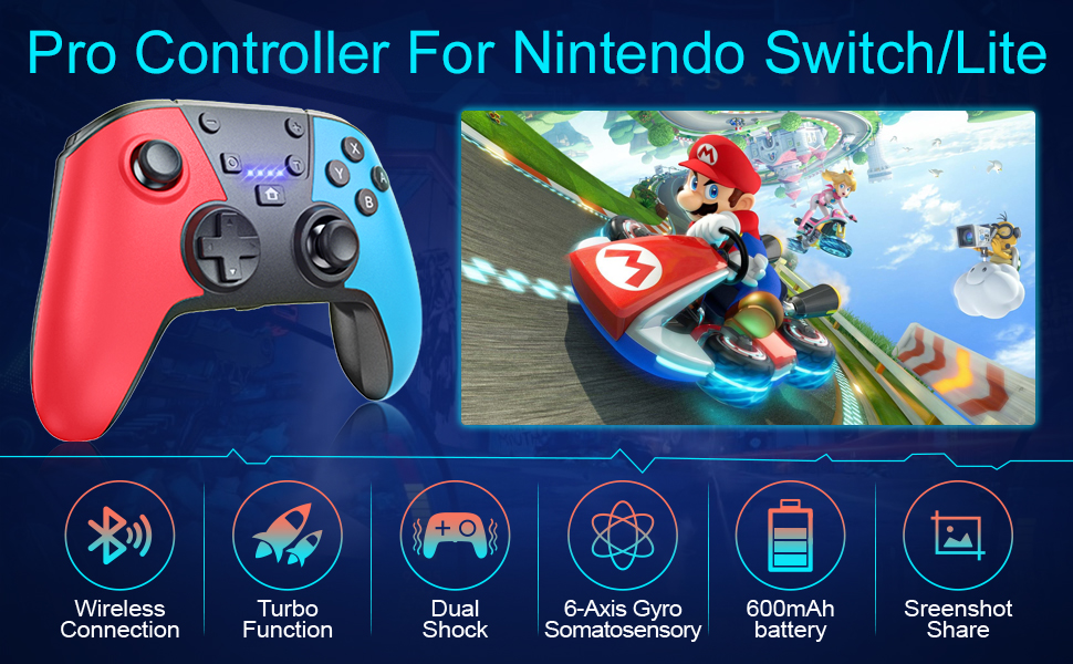 Pro Controller for Switch