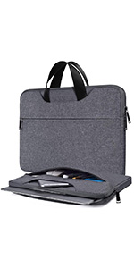 Laptop Sleeve Briefcase with Handle