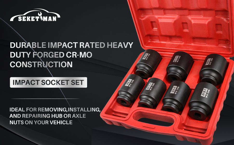 Impact Socket Set