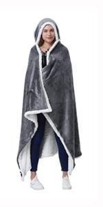 comfy blanket hoodie