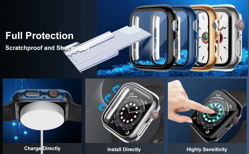 apple watch screen protector