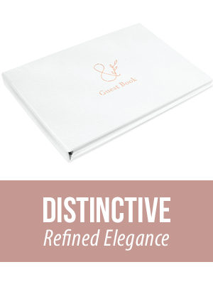 Clearstory Guest Book For Weddings And Engagements