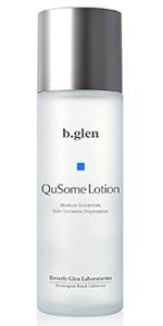 ビーグレン bglen b.glen b-glen 化粧水 QuSomeローション 保湿 潤い うるおい 長時間保湿 高保湿 QuSome イオン化 浸透 浸透テクノロジー 高機能化粧水 エイジング