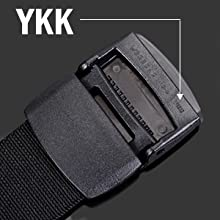 Outdoor Plastic Belt with Removable Buckle Hiking Belt Outdoor Plastic Removable Buckle Hiking Belt