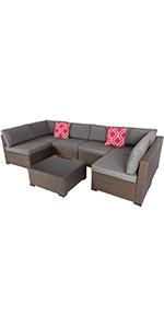 7 Piece Furniture Set