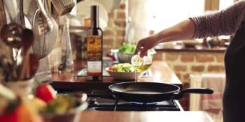 Cooking with Virgin Olive Oil