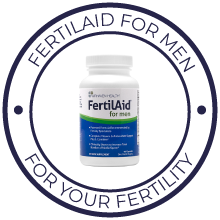 FertilAid clinical study, sperm count doctor approved, male infertility clinical study