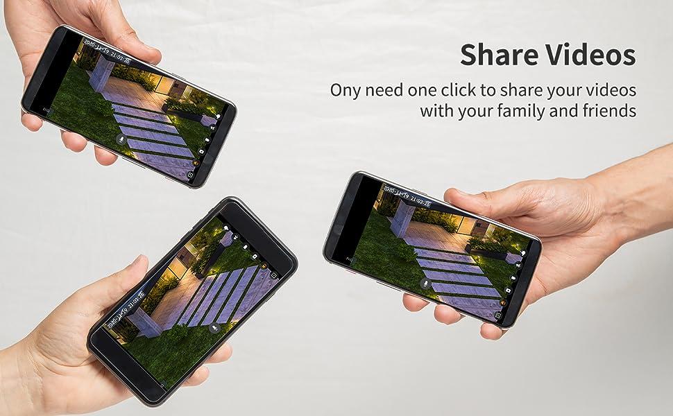 multi-user sharing