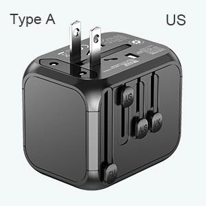 US international plug adapter