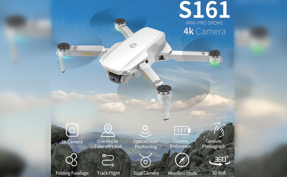 Mini Pro Drone