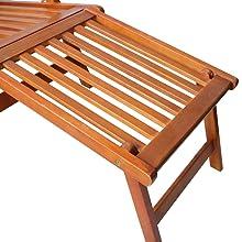 folding sun lounger