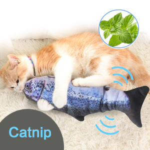 moving fish toy  electric fish  plush fish  fish cat toys  cat kicker fish toy that moves