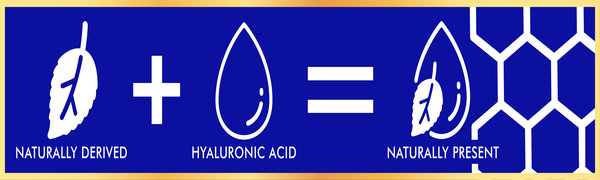 Naturally Plant Derived Hyaluronic Acid