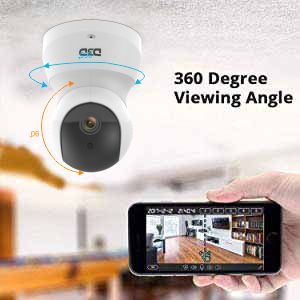 360 Degree Viewing Angle