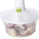 Brieftons Express Food Chopper - utmost safety