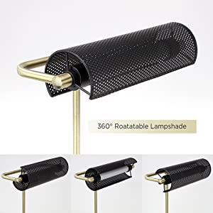 rotatable lamps for bedrooms vintage desk lamp black metal lamps minimalist lamp led side table lamp