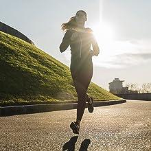 For running/jogging