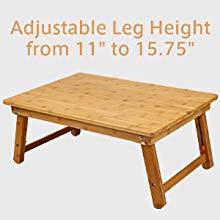 agjustable laptop desk