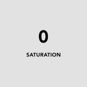 0 saturation