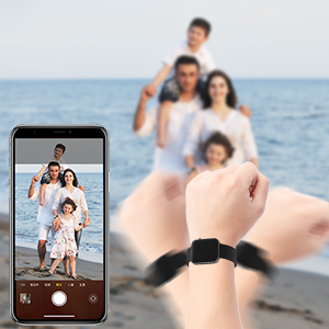 remote camera control activity tracker fitness tracker watch smart fitness watch