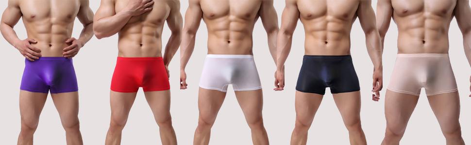 Men Sport Underwear