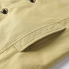 Men's Winter Fleece Windproof Jacket Wool Outerwear Single Breasted Classic windbreaker Jacket