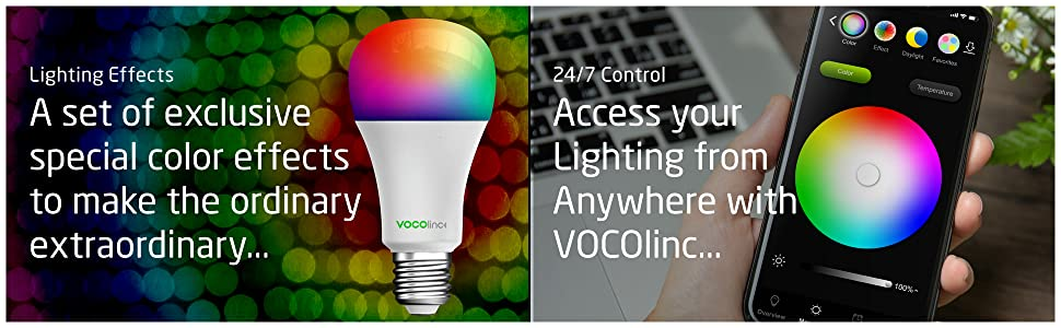 vocolinc, light strip, amazon alexa, google assistant, apple homekit, smart home, smart lights
